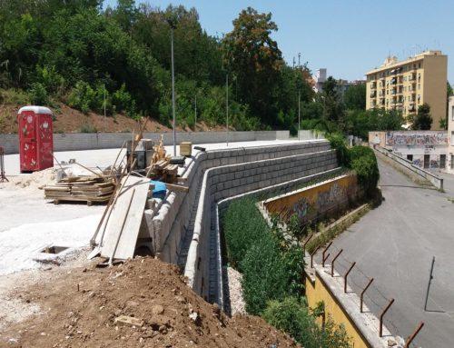 Parcheggio in sicurezza a Roma