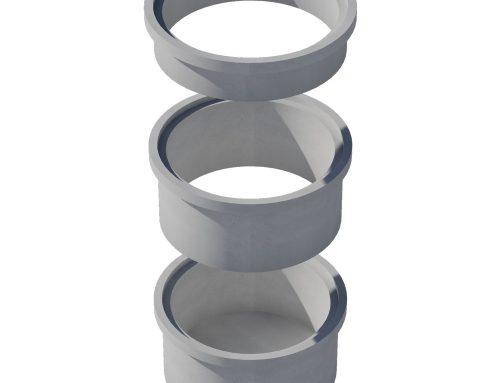 Vasche modulari diametro 200